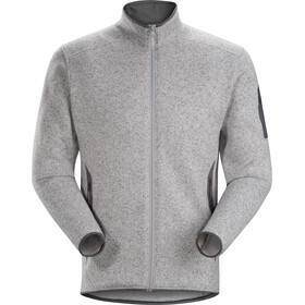 Arc'teryx Covert Cardigan Hombre, pegasus heather